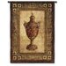 Classical Vessel Antiquity I by Jill O'Flannery Tapestry