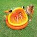<strong>Lazy Fish Shade Baby Pool</strong> by Intex