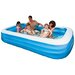 "Rectangle 22"" Deep Swim Center Family Pool"