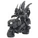 <strong>Motor Head Biker Dragon Statue</strong> by Design Toscano