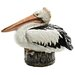 <strong>Dock of the Bay Pelican Statue</strong> by Design Toscano
