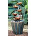 Falls Cascading Resin Tiered Fountain