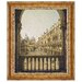 Interior Court of the Doge's Palace, Venice, 1756 Replica Painting Canvas Art