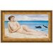 Actaea, the Nymph of the Shore, 1868 Replica Painting Canvas Art