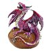 <strong>Yolk Dragon Hatchling Statue</strong> by Design Toscano