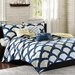 Madison Park Kokomo 6 Piece Coverlet Set