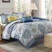 <strong>Tangiers 6 Piece Coverlet Set</strong> by Madison Park