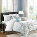 Madison Park Meadow 7 Piece Comforter Set