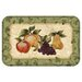 BuyMATS Inc. Cushion Comfort Fruit Platter Mat