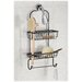 Taymor Industries Inc. Jumbo Shower Caddy with Rectangular Basket