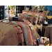 <strong>Hallmart Collectibles</strong> Siesta 9 Piece Queen Comforter Set