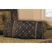Hallmart Collectibles Opulent Paisley 10 Piece King Comforter Set