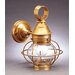<strong>Onion Medium Base Socket Cage with No Scroll Wall Lantern</strong> by Northeast Lantern