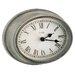 "<strong>Barreveld International</strong> 5.3"" Metro Oval Clock"