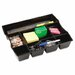 <strong>Rubbermaid Nine-Compartment Deep Drawer Organizer</strong> by Rubbermaid Commercial Products