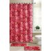 <strong>Victoria Classics</strong> Robust Flower Shower Curtain