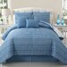 Ellory 5 Piece Reversible Comforter Set