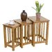 <strong>Sedona 3 Piece Nesting Tables</strong> by Sunny Designs
