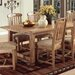 <strong>Sunny Designs</strong> Sedona 7 Piece Dining Set