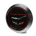 """<strong>Chevrolet 14.75"""" Corvette Neon Wall Clock</strong> by On The Edge Marketing"""