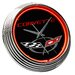 "Chevrolet 14.75"" Corvette Neon Wall Clock"