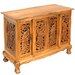 <strong>Acacia Exotic Peacocks Sideboard Buffet</strong> by EXP