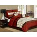 <strong>Luxury Home</strong> LuxPark 8 Piece Comforter Set
