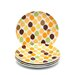 "<strong>Rachael Ray</strong> Little Hoot 8"" Salad/Dessert Plates (Set of 4)"