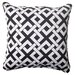 <strong>Pillow Perfect</strong> Boxin Corded Throw Pillow (Set of 2)