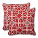 Pillow Perfect Keene Throw Pillow (Set of 2)