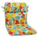 <strong>Pillow Perfect</strong> Paint Splash Chair Cushion