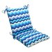 <strong>Panama Wave Chair Cushion</strong> by Pillow Perfect