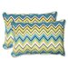 <strong>Pillow Perfect</strong> Zig Zag Throw Pillow (Set of 2)