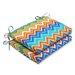 <strong>Pillow Perfect</strong> Zig Zag Seat Cushion (Set of 2)