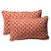 <strong>Pillow Perfect</strong> Hockley Throw Cushion (Set of 2)