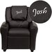 <strong>Flash Furniture</strong> Kids Personalized Recliner