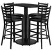 <strong>5 Piece Pub Set</strong> by Flash Furniture