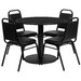 <strong>5 Piece Dining Set</strong> by Flash Furniture