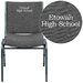 <strong>Hercules Series Personalized Heavy Duty Upholstered Stackable Chair</strong> by Flash Furniture