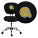 <strong>NCAA Embroidered Mid-Back Mesh Task Chair</strong> by Flash Furniture