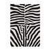 <strong>Black/White Rug</strong> by Alliyah Rugs