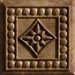 """<strong>Romancing the Stone 2"""" x 2"""" Compressed Stone Renaissance Insert in ...</strong> by Marazzi"""