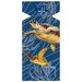 Guy Harvey Sea Turtle Sea Towel