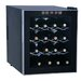 <strong>16 Bottle Single Zone Thermoelectric Wine Refrigerator</strong> by Sunpentown