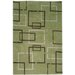 Tango Green Bubblerary Rug
