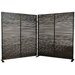 "<strong>72"" x 119"" Damani 2 Panel Room Divider</strong> by Moe's Home Collection"