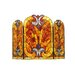 <strong>Victorian 3 Panel Garbo Fireplace Screen</strong> by Chloe Lighting