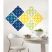 Jonathan Adler Hollywood Blox Wall Decal