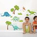 Wall Art Dinosaur Expedition Wall Decal Kit
