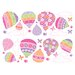 <strong>Fun4Walls Stikarounds Air Baloons Wall Decal</strong> by Brewster Home Fashions